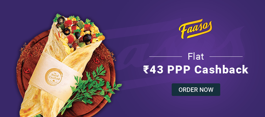 faasos offers